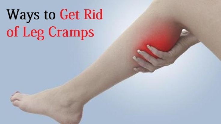 8 Home Remedies For Leg Cramps Treatment.