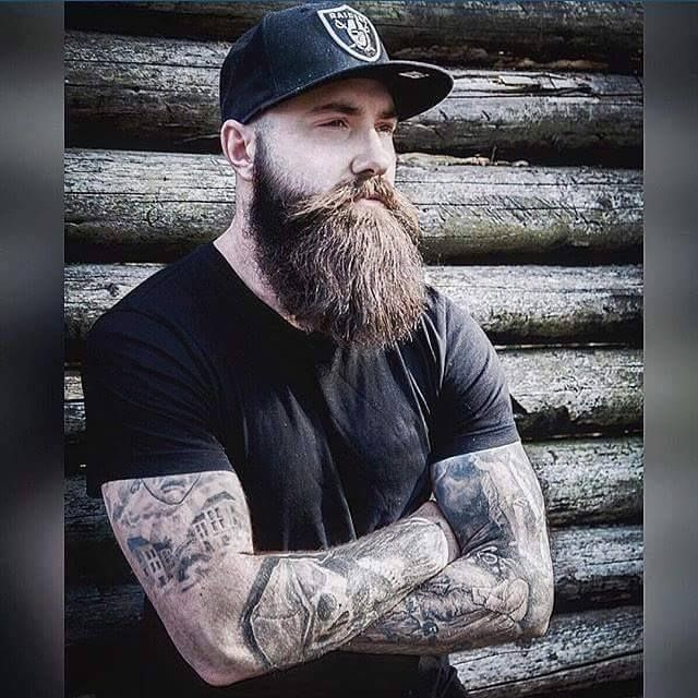 the 25 best awesome beards ideas on pinterest beards mens beard grooming and beard ideas. Black Bedroom Furniture Sets. Home Design Ideas