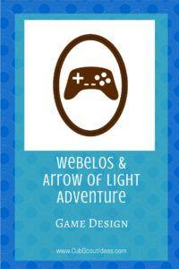Webelos_AoL Game Design