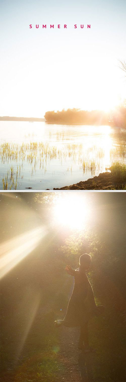 Summer time picts by #Tafui via soshallwork.com