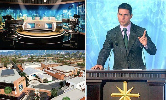Inside Tom Cruise's new 'Scientology CNN' TV news network