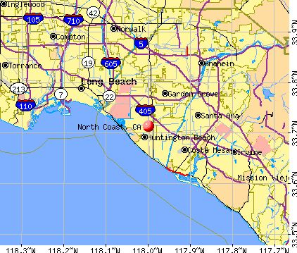 Map of North California Coast | osm map general map google map msn map osm map