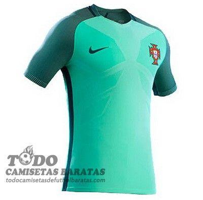 segunda camiseta de Portugal 2016