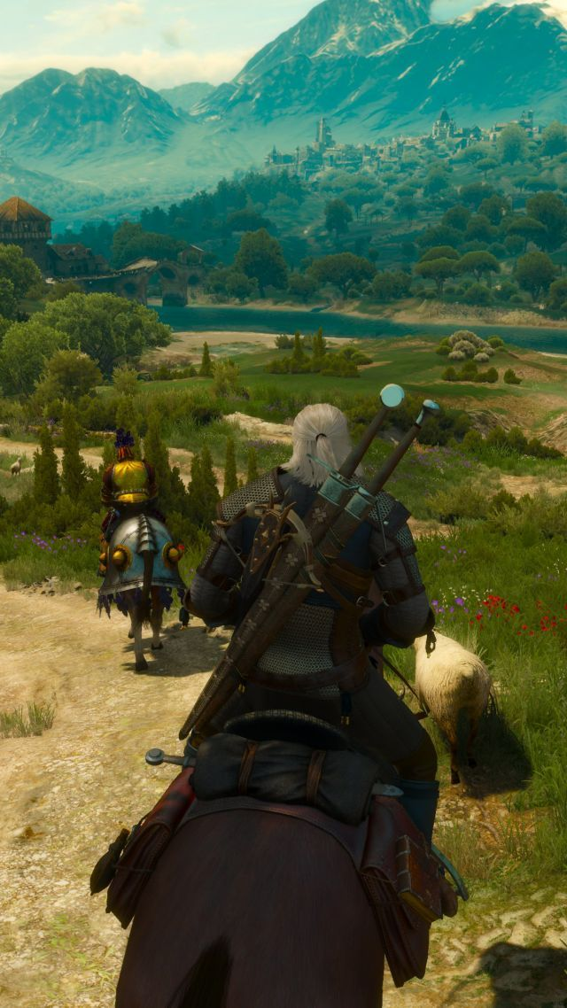 The Witcher 3: Blood and Wine, PC, PlayStw ationw, PS4, Xbox One