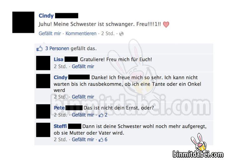 Cindys Schwester ist schwanger und dafür freut sie sich sehr. Jedoch ist sie…