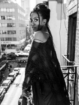 Condola Rashad - Page - Interview Magazine