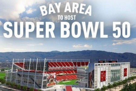 super bowl 2016 location and date | Super Bowl L