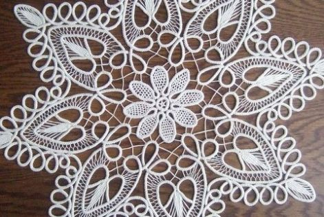 #Romanian Point Lace