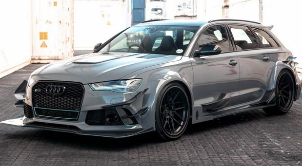 Audi RS6 Avant 2018 RACE! from South Africa | Audi rs6 ...