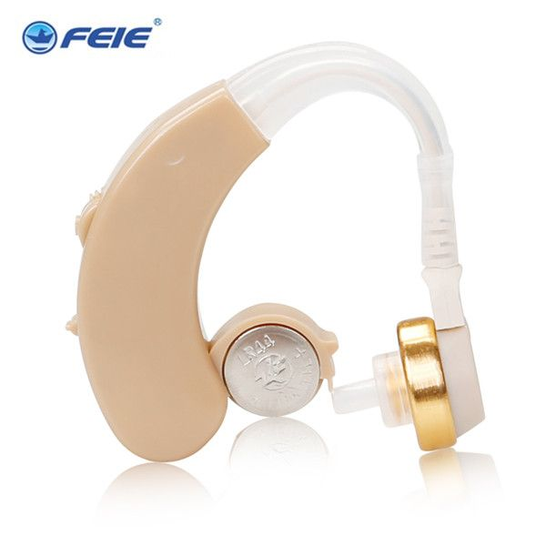 deaf of hearing aids behind ear aide auditive pas cher S-138 free Shipping