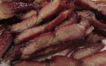 cha siu,cha sieuw,surinaamse recepten,surinaams eten,surinaamse gerechten,chinees-surinaamse recepten,chinese recepten,surinaams varkensvlees