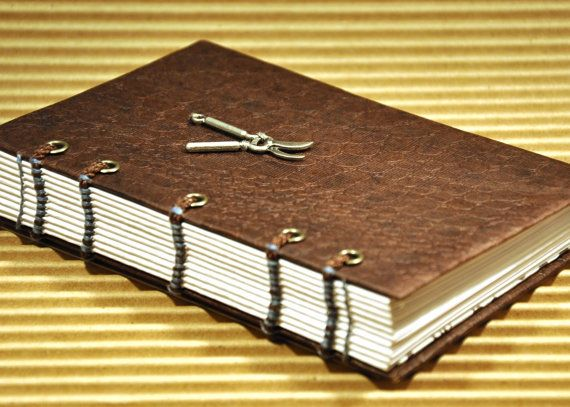 Garden Journals and Sketchbook  Coptic bound by SignalMountain, $25.00