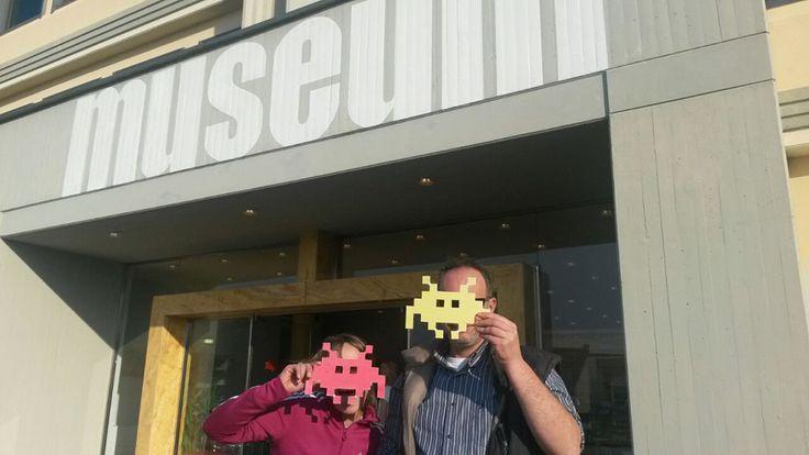 #InvasioneFapimMuseum #invasionidigitali 2015