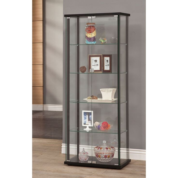 Coaster Furniture Canton Curio Cabinet - 950170