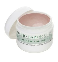 For oily skin that gets greasy by noon... Mario Badescu Special Mask for Oily Skin, $18; at Mario Badescu  Read more: http://stylecaster.com/beauty/best-face-masks-oily-skin/#ixzz4KeOmBIqI