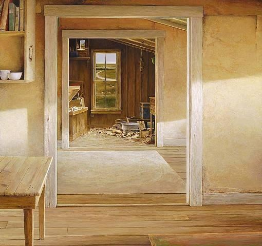 1000 Images About Interiors Of Memory Paintings By
