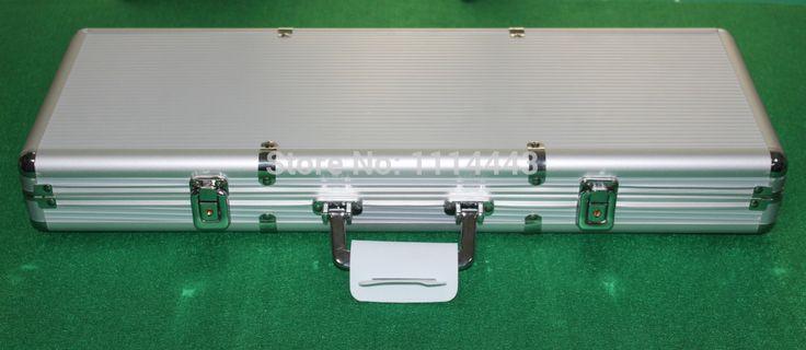 Купить товар1 шт. 500ct деревянные с алюминиевой покер чип чехол серебро чип чехол в категории Игровые столына AliExpress.   Это 500 шт. aluminumpoker чип случае.   1. Материал: алюминий  2. Размер: 54.1*19.7*6.9 см  3. с 2 колоды покер
