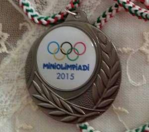 medaglia 2015