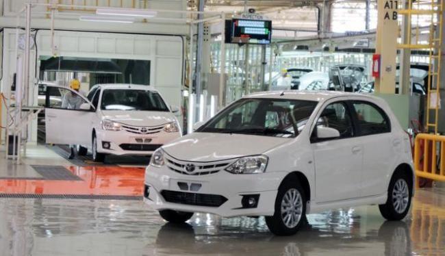 Toyota Pasang Target Global Tahun 2014 Sebesar 10 Juta Unit - Vivaoto.com - Majalah Otomotif Online