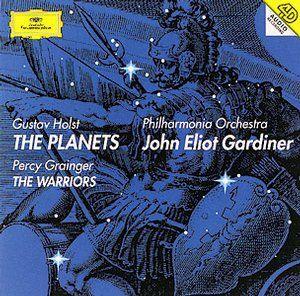 HOLST The Planets - Gardiner - Deutsche Grammophon