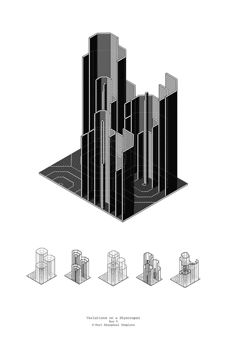 #SApublication // http://super-architects.com/archives/5923 #drawing #section #hybrid #blackandwhite #Thesisproject #architecturestudent #architectureproject