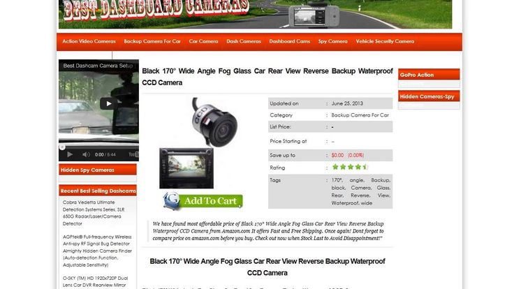 Car BackUp Camera http://bestdashcamcamerasystems.com Watch and listen to tips on buying your car backup camera. Whether you are looking for the best car bac...