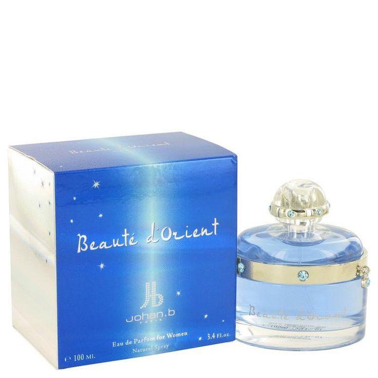 Beaute D'Orient by Johan B Eau De Parfum Spray 3.4 oz