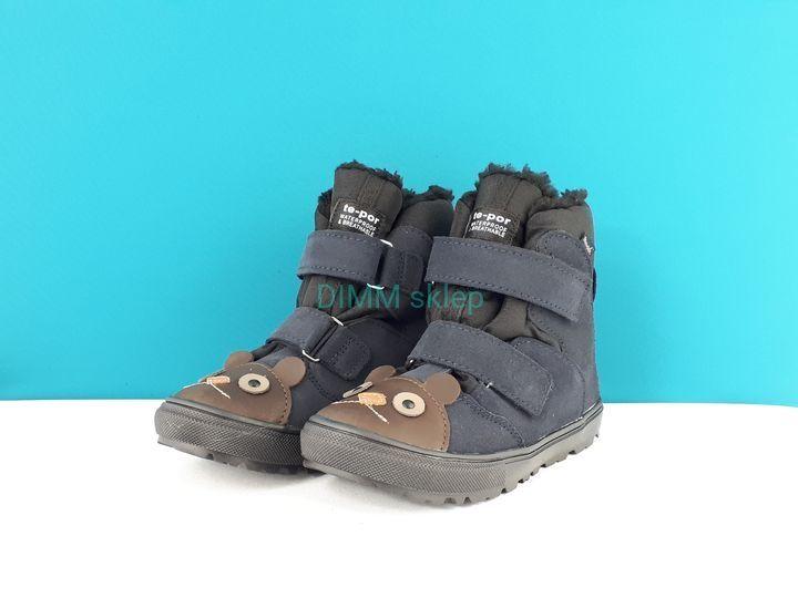 Trzewiki Ocieplane Mali Bear 7351 70 Te Por Shoes Sandals Mali