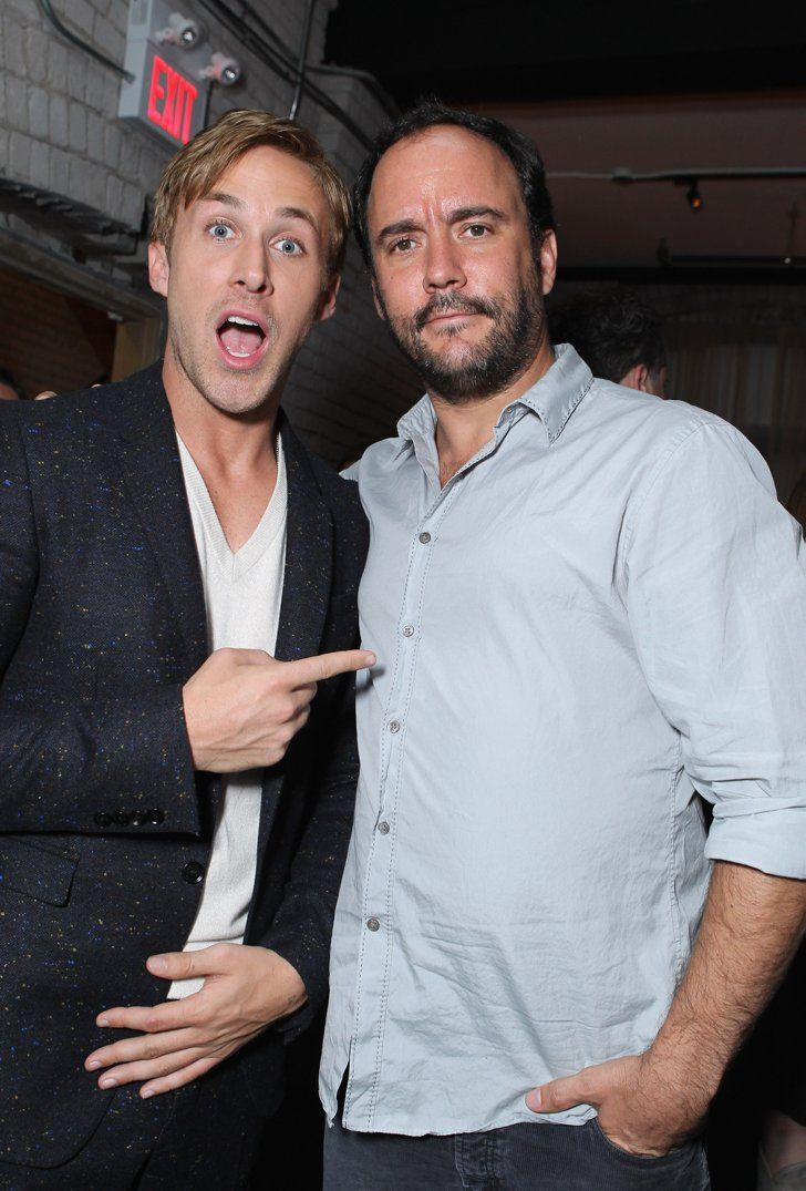 Pin for Later: A Guide to Ryan Gosling's Goofiest Faces or Dave Matthews  . . .