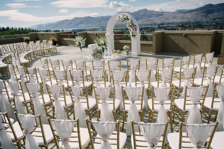 Spirit Ridge Rooftop Ceremony