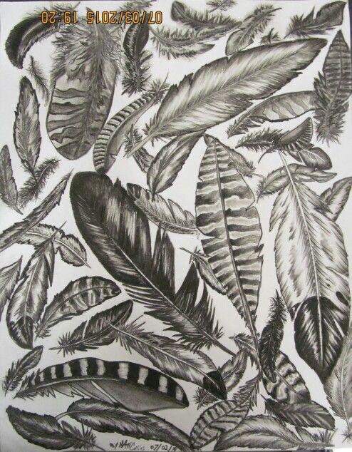 14x11 Charcoal Matthew Collins