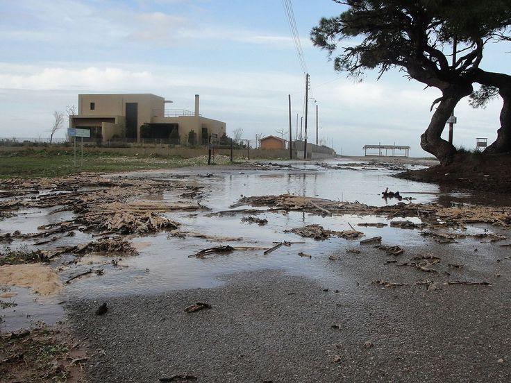 Greece Floods: At Least 15 People Killed in Mandra, Nea Peramos, Megara