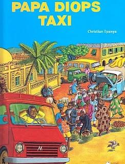 Papa Diops taxi