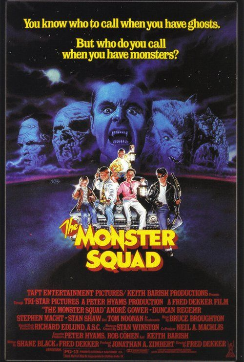 The Monster Squad 1987 full Movie HD Free Download DVDrip