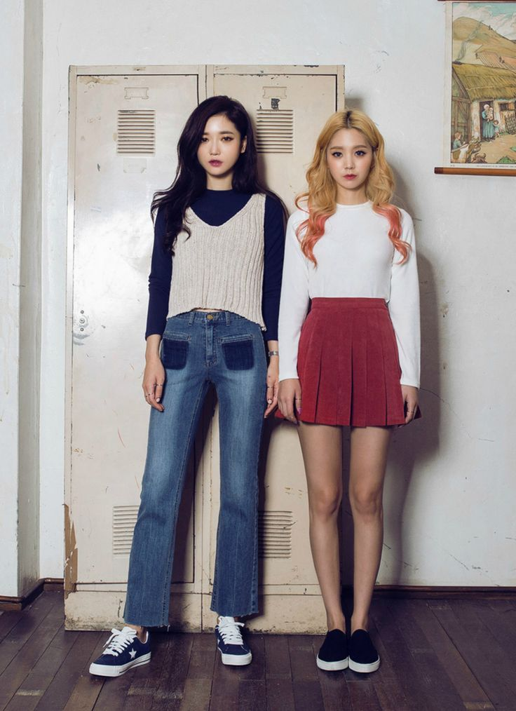 Embrace your Seoul, ulzzang-selca-fashion: seo sung kyung & chae eun...