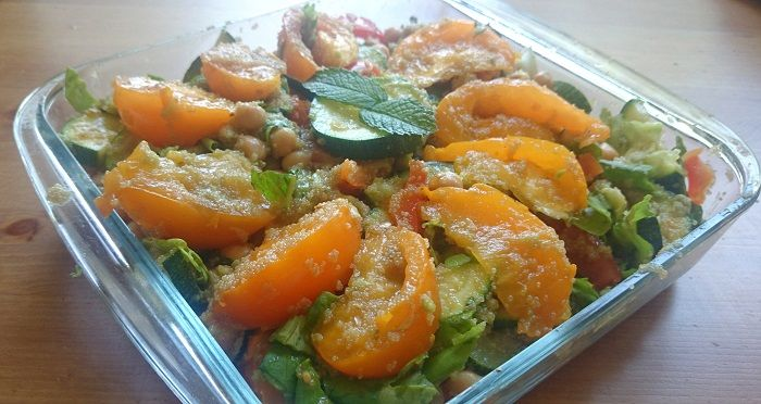 amarant salade