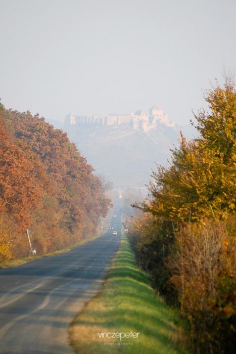 Sümegi vár, ősz // Sümeg, Autumn