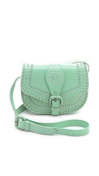 Cleobella Cantina Medium Bag in vintage gold. Fun little summer bag!