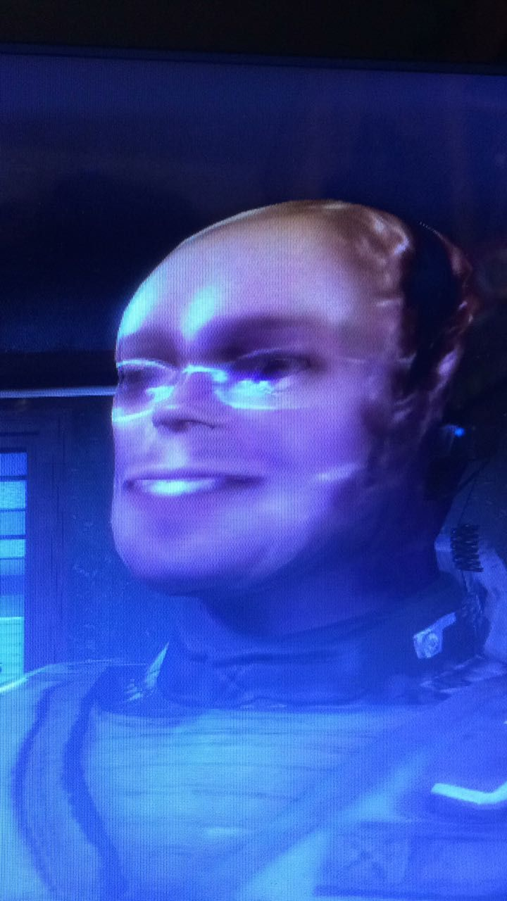 Friend Of Mine Did Facescan In Rainbow Six Vegas 2 Laughed For Solid 10 Minutes