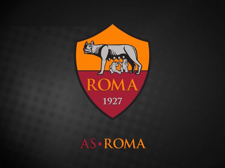 2013 AS Roma brand new logo. http://www.asroma.it/images/wallpaper/wallpaper_1024x768.jpg Daje Roma Daje
