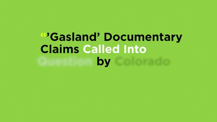 The Truth About Gasland - Pro Fracking Video
