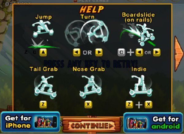 Extreme Skater – Free  Stunt & Skill Online Games.  Read more :-)
