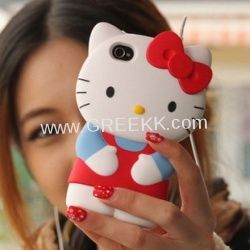 《Hello Kitty Iphone 4 case, for iphone 4s case: hello kitty 3D shell》  Hello Kitty case for Girl Iphone 4 cases!  Iphone4\4 s case: hello Kitty 3 D case, 3 D effect of KT shell, moments that make your cellular phone become figures, and lovely creative a 3 D iphone 4 case.  Coupons code: HelloKitty-20%OFF, You will save 20%OFF for Hello Kitty Iphone 4 case.