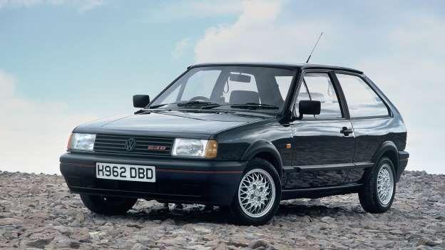 Volkswagen Polo G40 (1991 - 1994) - Volkswagen