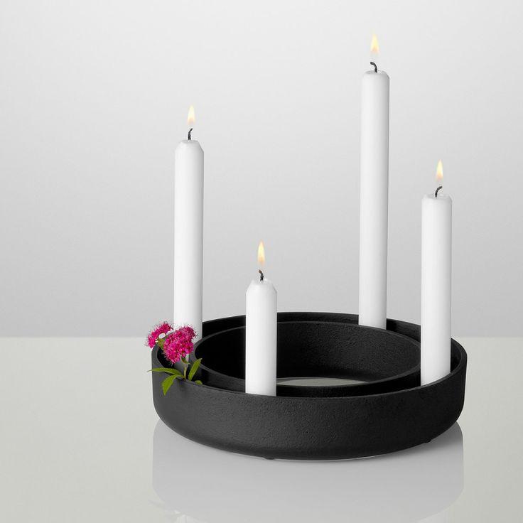 Muuto Kerzenständer Gloria. #Muuto #artvoll #TopMarke www.artvoll.de