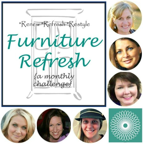 JUNE FURNITURE REFRESH-PAINTED FABRIC DINING CHAIRS - Our Crafty Mom