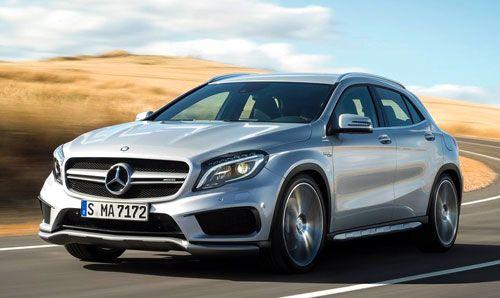 Mercedes-Benz GLA 45 AMG: Herencias 'racing' | QuintaMarcha.com