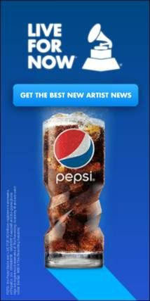 Pepsi Display ad