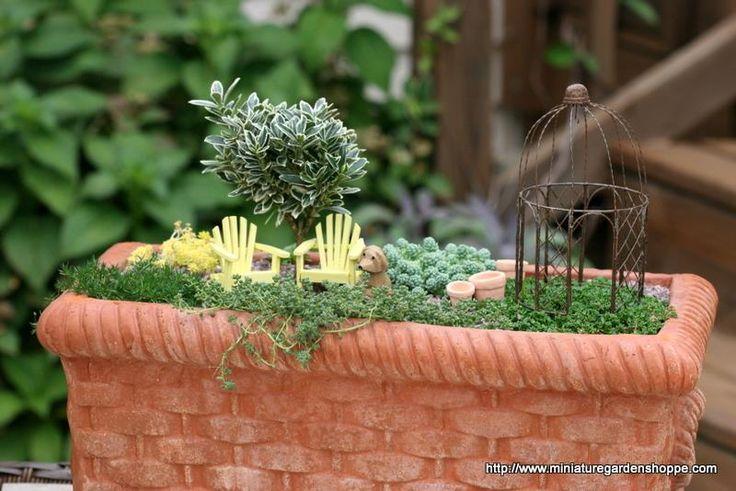17 mejores im genes sobre jardines en miniatura en for Jardin 7 17 acapulco