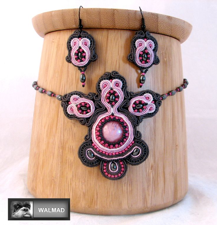 Romantika - soutache